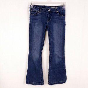 Ralph Lauren Distressed Flare Jeans S30